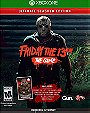 Friday The 13th: The Game Ultimate Slasher Edition - Xbox One