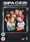 Spaced: The Complete Second Series