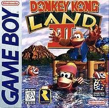 Donkey Kong Land III