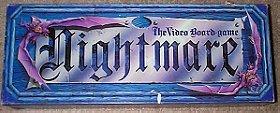Nightmare: The Video Board Game