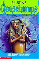 Goosebumps, No. 23: Return of the Mummy