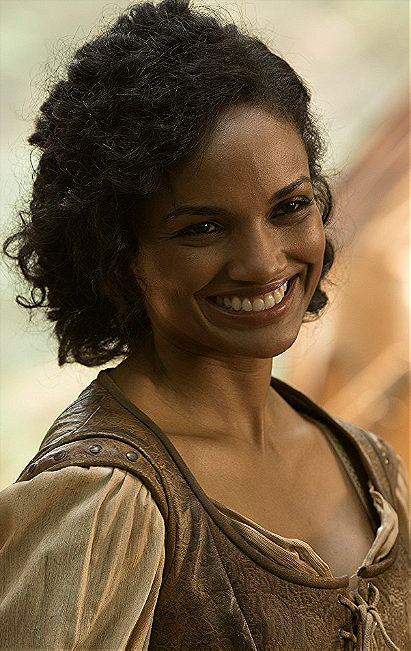 Tiana (once upon a time)