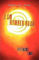 I Am Number Four (Lorien Legacies, Book 1)