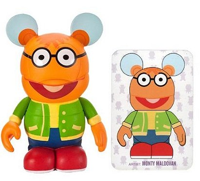 The Muppets Vinylmation Series 2: Scooter