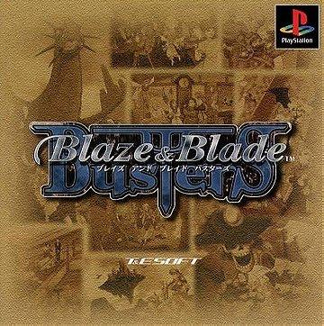 Blaze & Blade Busters