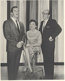 Judy and Her Guests, Phil Silvers and Robert Goulet