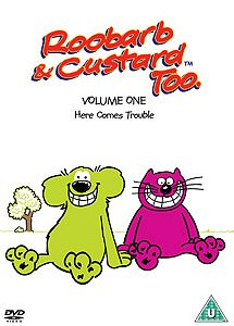 Roobarb and Custard