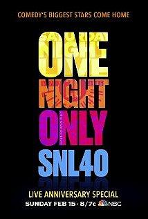 Saturday Night Live: 40th Anniversary Special