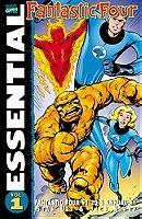 Essential Fantastic Four Volume 1 TPB: v. 1