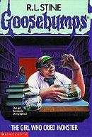 Goosebumps: The Girl Who Cried Monster