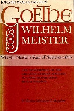 Wilhelm Meister's Apprenticeship: Johann Wolfgang von Goethe (Goethe: The Collected Works, Vol. 9)