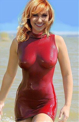 Kari byron sexy Redheaded Goddess