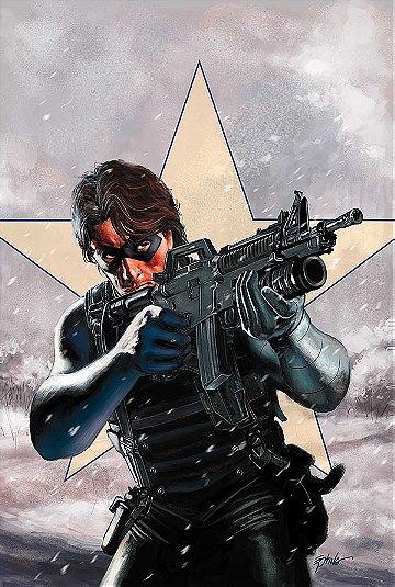 "Winter Soldier (James ""Bucky"" Barnes)"