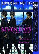 Seven Days:  Monday - Thursday (Yaoi)