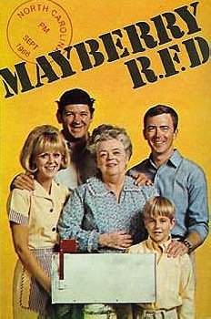 Mayberry R.F.D.                                  (1968-1971)