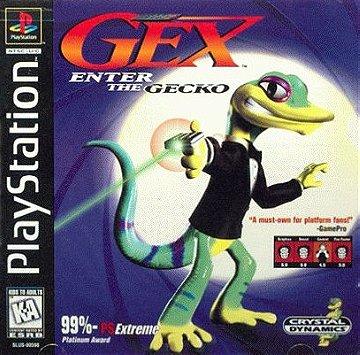 Gex: Enter the Gecko