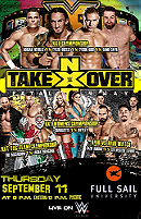 WWE NXT Takeover: Fatal 4 Way