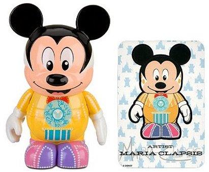 Park Vinylmation Series 4: SpectroMagic Mickey Mouse