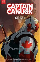 Captain Canuck, Vol. 1: Aleph
