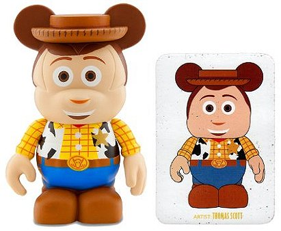Toy Story Vinylmation Series 1: Woody