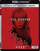 Red Sparrow (4K Ultra HD + Blu-ray + Digital)