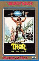 Thor, the Conqueror [VHS]