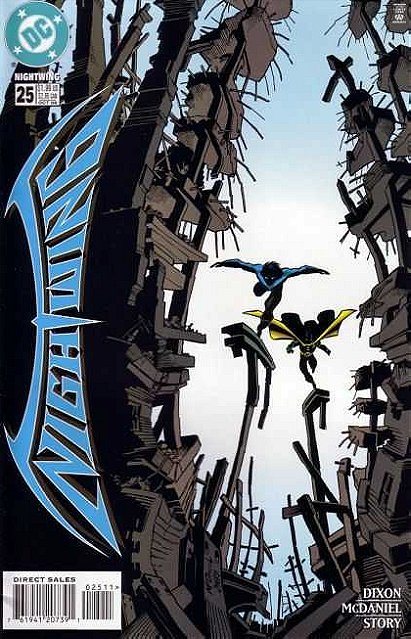 Nightwing #25