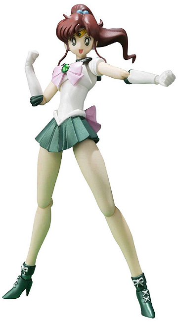 Sailor Moon: Makoto Kino (Sailor Jupiter)