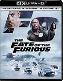 The Fate of the Furious (4K Ultra HD + Blu-ray + Digital HD)