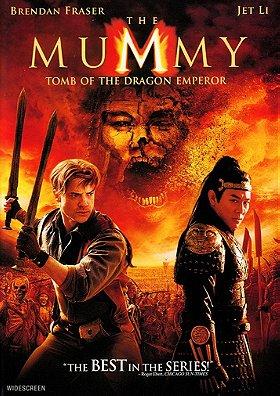 The Mummy: Tomb of the Dragon Emperor (Ws Dub Sub)