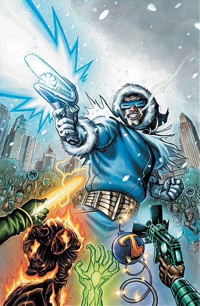 Captain Cold (Leonard Snart)
