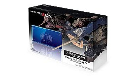 Nintendo 3DS Blue - Limited Edition with Fire Emblem Awakening Pre-Installed