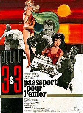 Agent 3S3: Passport to Hell                                  (1965)