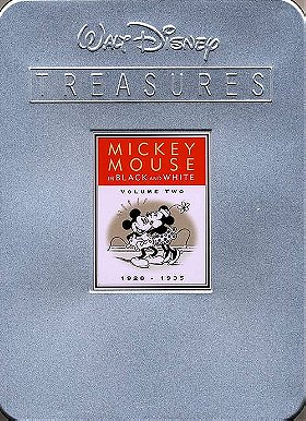 Walt Disney Treasures: Mickey Mouse in Black and White, Volume Two