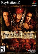 Pirates of the Caribbean; The Legend of Jack Sparrow