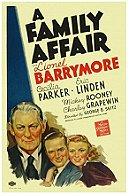 A Family Affair (1937)