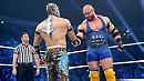 Ryback vs. Kalisto (WWE, 11/12/15)