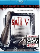 Saw V (2-Disc Unrated Director's Cut)