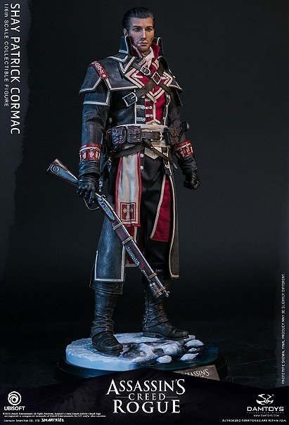 Damtoys Shay Cormac 1/6 Scale Figure