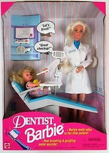 Dentist Barbie