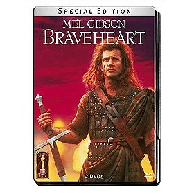 Braveheart  (2-Disc Special Edition in Steelbook)