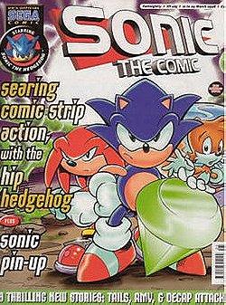 Sonic the Comic