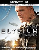 Elysium (4K Ultra HD + Blu-ray + Digital)
