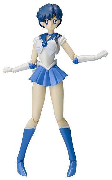 Sailor Moon: Ami Mizuno (Sailor Mercury)