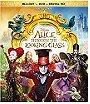 Alice Through the Looking Glass (BD + DVD + Digital HD)
