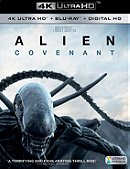 Alien: Covenant (4K Ultra HD + Blu-ray + Digital HD)