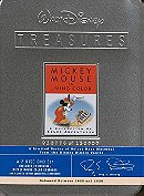 Walt Disney Treasures: Mickey Mouse in Living Color, Volume One