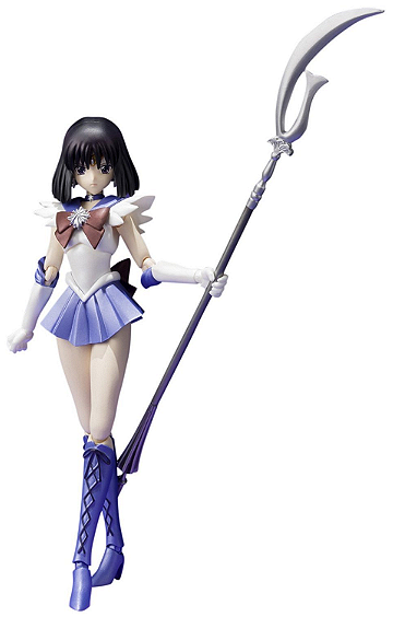 Sailor Moon: Hotaru Tomoe (Sailor Saturn)