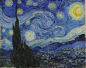 Vincent van Gogh: The Starry Night (1889)