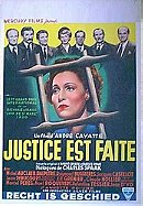 Justice Is Done                                  (1950)
